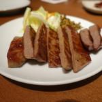 焼助 - 牛タン塩焼き(1,780円)