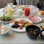 9185052 - 朝食バイキング