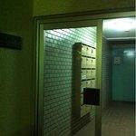 9185701 - (旧店舗時代)外見は普通のマンション。