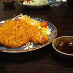 91852402 - 味噌カツ定食
