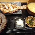 91856304 - あこう鯛粕漬け定食