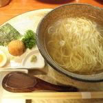 メントメシザコヤ - 料理写真:旬華そば
