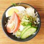 味の來々軒 - サラダ