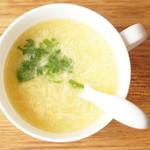 味の來々軒 - コーンスープ