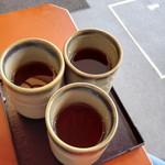 91858472 - サービスの冷たいお茶