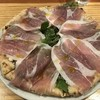 Pizza Verde Matsumoto - 料理写真:生ハムうまし、生地うまし