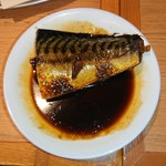 かっぽうぎ - サバ煮つけ 302円