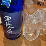 かっぽうぎ - 軍艦島ボトル(芋 焼酎)3,024円