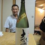 酒膳 蔵四季 - 大信州 今年の新酒