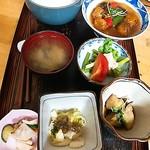 喫茶&お食事 セカンド - 料理写真:ランパス日替わり定食