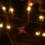 珈琲館 くすの樹 - 天井