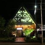 珈琲館 くすの樹 - 外観