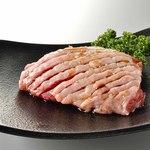 JA全農ミートフーズ直営 焼肉ぴゅあ - 黒毛和牛クロスカットカルビ