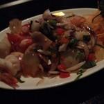 ナムチャイ - 海鮮サラダ