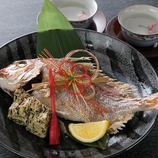 【お祝い用料理もご用意可能!】