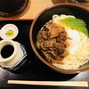 因幡うどん - 料理写真:肉温玉ぶっかけ
