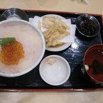 近江町 白えび亭 - 白えび刺身丼スペシャル (2011.8)