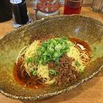 汁なし担担麺 くにまつ - 「汁なし担担麺 新味」650円