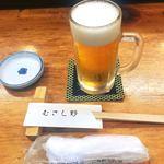 むさし野 - お酒は全て650円