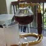 ブルーボトルコーヒー - サイフォン エチオピア ゲデブ バンコ ゴディティ