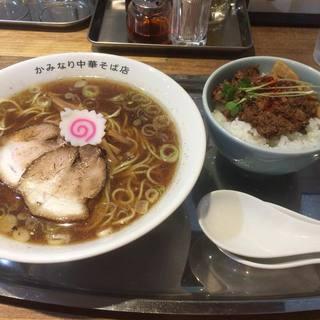 かみなり中華そば店 - 料理写真: