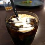 ワイン&お野菜バル ベジバル - アイスコーヒー