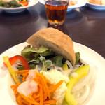ワイン&お野菜バル ベジバル - サラダ(ビュッフェ)