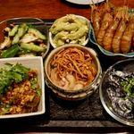 南方中華料理 南三 - 前菜