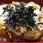 松乃家 - カツ丼