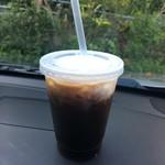 珈琲専門店 原点 - ドリンク写真:アイスコーヒー