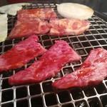 91881103 - 国産豚肩ロース ミックス定食