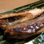 竹はる - コマイ焼
