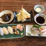 三郎寿司 - 料理写真:松コース=1470円
