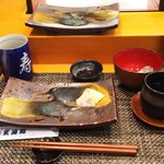 玄海鮨 - 戦の後  腹一杯