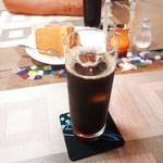 おるすばん灯 - ドリンク写真:アイスコーヒー 400円