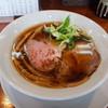 らーめん 四恩 - 料理写真:鶏だし醤油730円