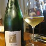 レストランユニック - 30年8月 Fleury Extra Brut Millésime 2002