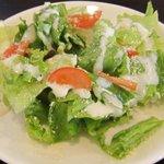 クーネルキッチン - 前菜野菜盛り