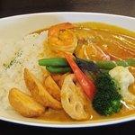 クーネルキッチン - 野菜カレー