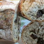 91892239 - 紅茶とプラムのパン