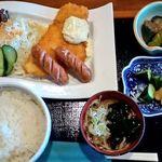 そば茶屋&そば居酒屋 扇や - 料理写真:日替わり961円