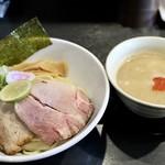 麺の坊 晴天 - 秋刀魚つけめん