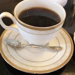 カフェ・ド・巴里 - ブレンドコーヒー