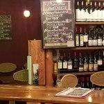 ワイン食堂 久 - チーズの目利きが居るお店