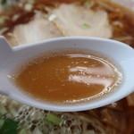 味好 - 最高級飛島産アゴ出汁スープのアップ
