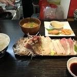 オ バロン ルージュ - お昼は、和ランチ一本です(2018.9.1)