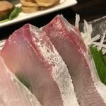 オ バロン ルージュ - ハマチ(2018.9.1)