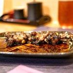 鰻 むさし乃 - ■肝焼き