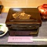 鰻 むさし乃 - ■新仔御膳 6100円
