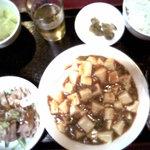 919730 - 麻婆豆腐定食